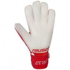 Goalkeeper gloves Reusch Attrakt Grip Finger Support Jr 5172810 3002