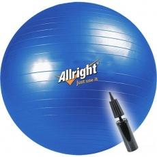 ALLRIGHT 85cm gym ball + pump