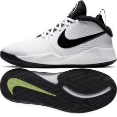 Nike team Hustle D 9 (GS) Jr AQ4224-100 shoes