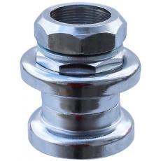 """závitové hlavové složení MAX1 1"""" 27 mm stříbrné"""