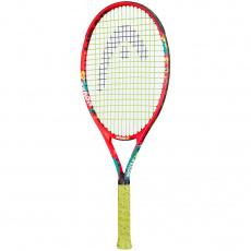 Clay tennis racket Head Novak 25 Jr 233500