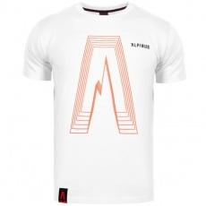 Alpinus Altai white T-shirt M ALP20TC0035