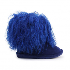 BearPaw Jr 1854Y Cobalt Blue shoes