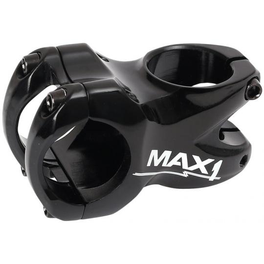 představec MAX1 Enduro 45/0°/35 mm černý