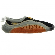 Aqua-Speed Jr. brown neoprene beach shoes