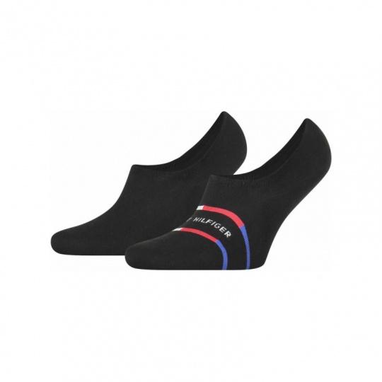 Socks Tommy Hilfiger Men Footie 2P Breton Str 100002213 002