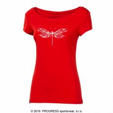 "Progress OS LIBERTA ""VÁŽKA"" dámske tričko s bambusom"