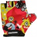 Junior Monsters cycling gloves multicolor
