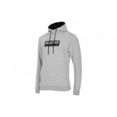 4F M sweatshirt H4Z20-BLM023 Gray melange