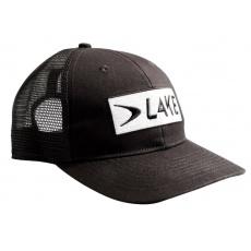 kšiltovka LAKE Trucker černá
