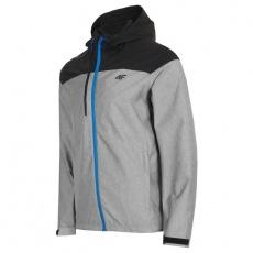 4F H4L19-KUMT002 city jacket cool light gray melange