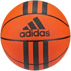 Adidas 3 Stripes Mini X53042 basketball ball