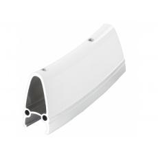 """ráfek 28""""/622 32d. CNC  výška 40mm double bílý"""