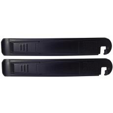 montpáky MAX1 2ks černé plastové