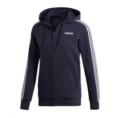 Adidas Essentials 3 Stripes FZ Fleece M DU0475 sweatshirt