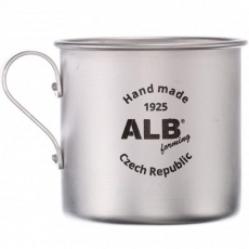 Aluminum Mug ALB cup 400 ml