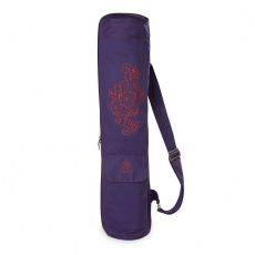 Cover with belt for Gaiam AUBERGINE 62914 mat