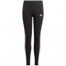 Essentials 3 Stripes Leggings Junior