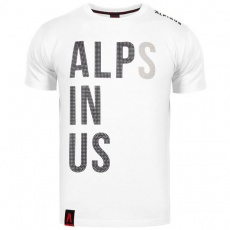 Alps In Us white T-shirt M