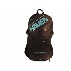 batoh HAVEN RIDE-KI 22l černo/modrý bez rezervoáru s chráničem páteře