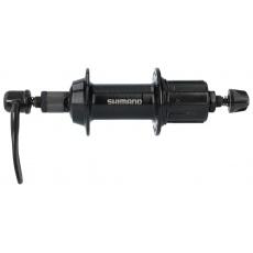 náboj SHIMANO Tourney FH-TY500 36d zadní černý 7 speed