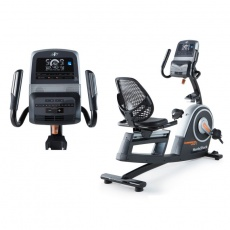 NordicTrack Commercial VR 21 programmable horizontal bicycle