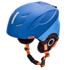 Lumi ski helmet navy / blue