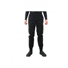4F Men Trousers H4L20-SPMC010-21S czarne S