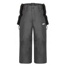 kalhoty dlouhé dětské LOAP CUTIE zimní šedé
