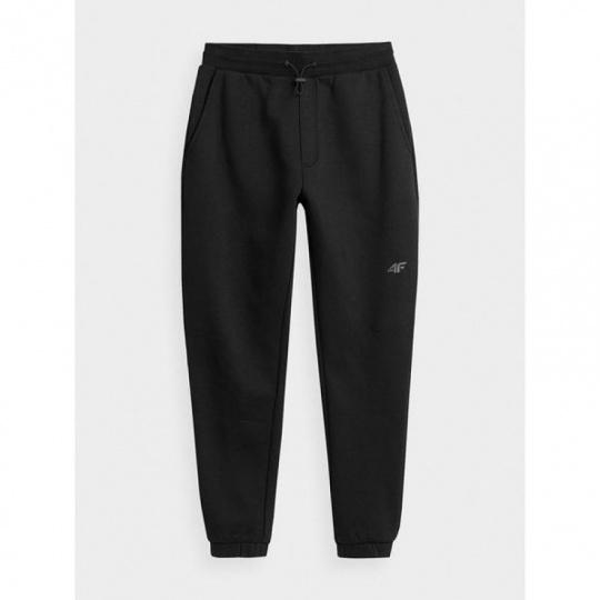 Pants 4F M H4Z21-SPMD011 Black