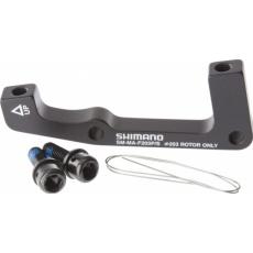 adaptér kotoučové brzdy Shimano přední 203mm standard original balení