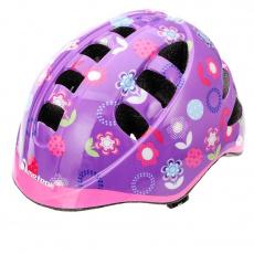 Bicycle helmet MA-2 flower Junior 23956