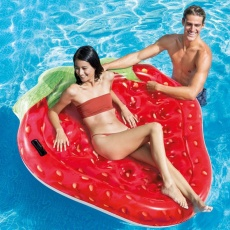 Toy Mattress strawberry 168x142 cm 58781