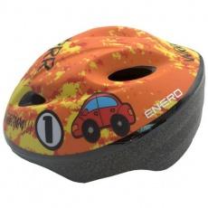 Adjustable bicycle helmet Car 47-49 cm Enero Jr