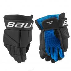 Bauer X Junior hockey gloves