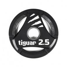 Olympic plate tiguar PU 2.5 kg
