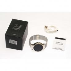 GT20S silver steel smartwatch