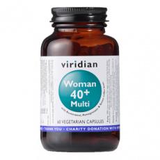 40+ Woman Multivitamin 60 kapslí (Natural multivitamín pro ženy)