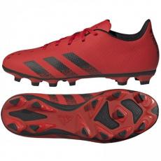 ADIDAS Predator Freak 4.0 M FG red/core black/red Červená