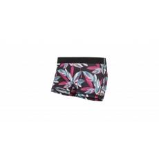 kalhotky dámské SENSOR COOLMAX IMPRESS s nohavičkou černé/leaves