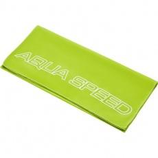 Aqua-speed Dry Flat towel 200g 50x100 green 04/155