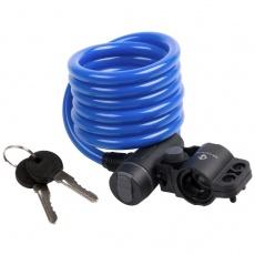 zámek  M-Wave 10x1800mm modrý