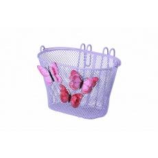 koš BASIL Jasmin Basket Butterfly lila