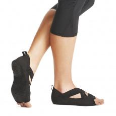 GAIAM fingerless non-slip ballet shoes