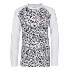 KILPI VANILA-JG - dievčenské bavlnené tričko