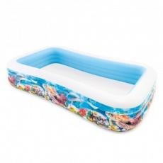 Inflatable pool 305x183 cm