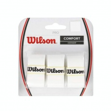 Wraps Wilson Pro Overgrip 3 pcs white