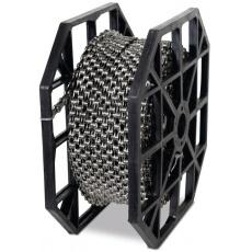řetěz KMC e10 E-Bike niklovaný povrch -  stříbrný  balení 150m