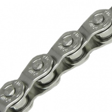 řetěz KMC HL1 niklovaný povrch - odstín stříbrná, starší označení HL-710, 100 čl.
