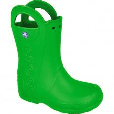 Wellingtons Crocs Handle It Kids 12803 dark green